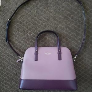 Kate Spade Small Rachelle Leather Grand Street Col
